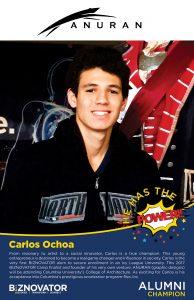 ALUMNI Carlos Ochoa
